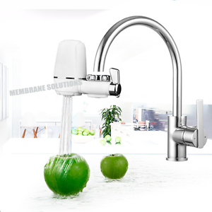 Brita Basic Tap Faucet Water Filter System Home Kitchen Water ...