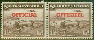 S-W-A-1951-1-1-2d-Purple-Brown-SG025-Fine-Mtd-Mint