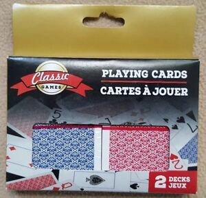 BRAND-NEW-2-Decks-of-Poker-Playing-Cards-The-Card-Decks-are-Factory-Sealed
