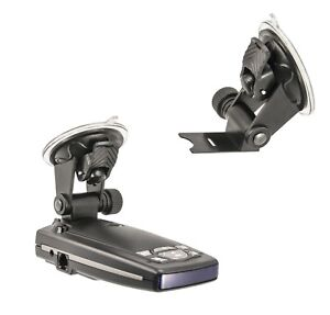 Escort-Passport-9500ix-8500-X50-S55-Car-Windshield-Radar-Detector-Suction-Mount