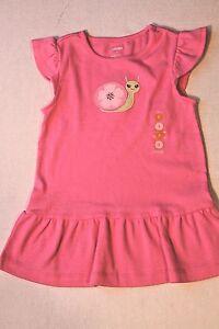 Gymboree Fairy Garden Top 6-12 18-24 2T 3T 4T New Pink Flower Girls Shirt Twins