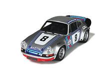 1:18 GT Spirit Porsche 911 RSR Targa Florio 1973  #8 Martini NEU NEW