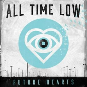 All-Time-Low-Future-Hearts-CD-2015-NEW-FREE-Shipping-Save-s