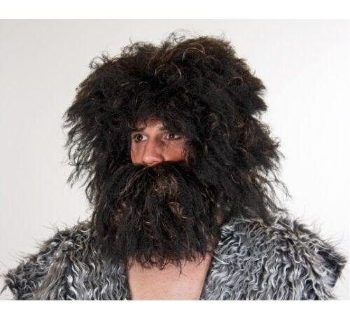 Kostüm Steinzeit-Mensch Neandertaler Damen Herren Kinder Familie Karneval