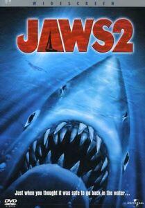 Jaws 2 [New DVD] Widescreen