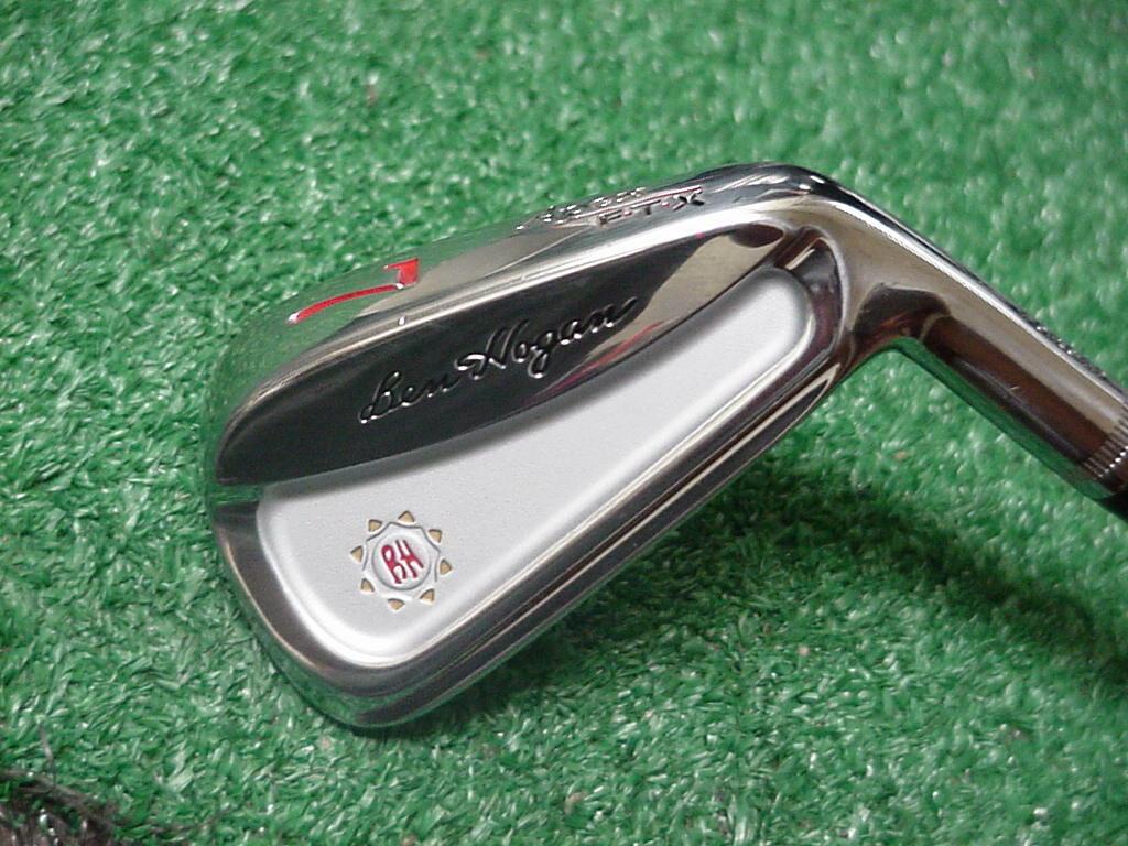Very Nice Ben Hogan Apex FTX Forged 7 Iron Apex 4 Steel Stiff Flex
