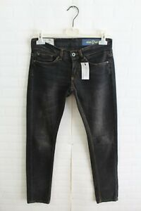 Jeans-DONDUP-Donna-Pantalone-Pants-Woman-Taglia-Size-25-39