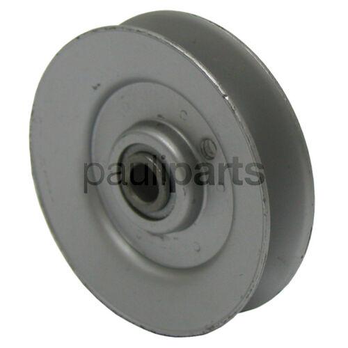 145//96, 756-0116 MTD lg 175 Polea de inversión 756-04213 silvertrac 20//107 T
