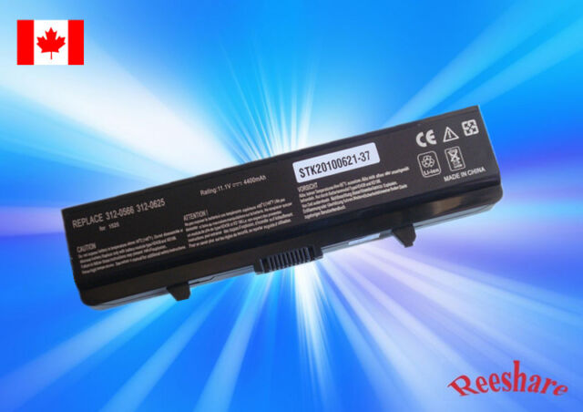 Laptop battery for Dell Inspiron 1546 1750 312-0625 C601H GP252 HP287 HP297 NEW