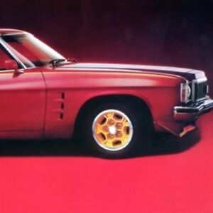 Details about Holden Hx Le Monaro Red Burgandy Maroon Spray Pack Can 400ml  Factory Colour