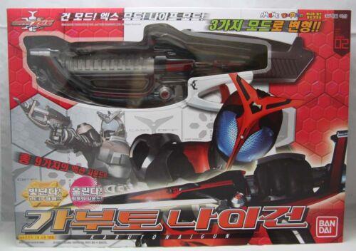 Bandai Kamen Masked Rider /'Kabuto Kunai Gun/'