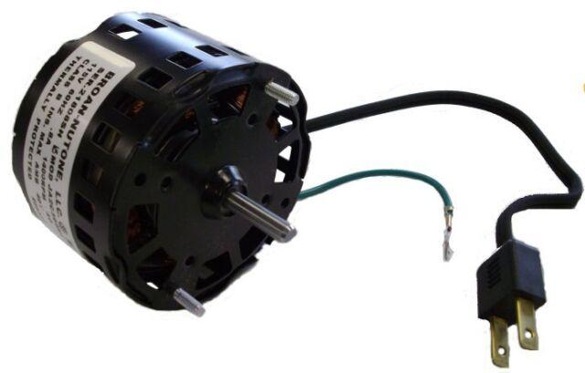 Nutone Fan Motor for C-57769 57769 J238-075-7072 3000 RPM 0.9 AMPS 120V