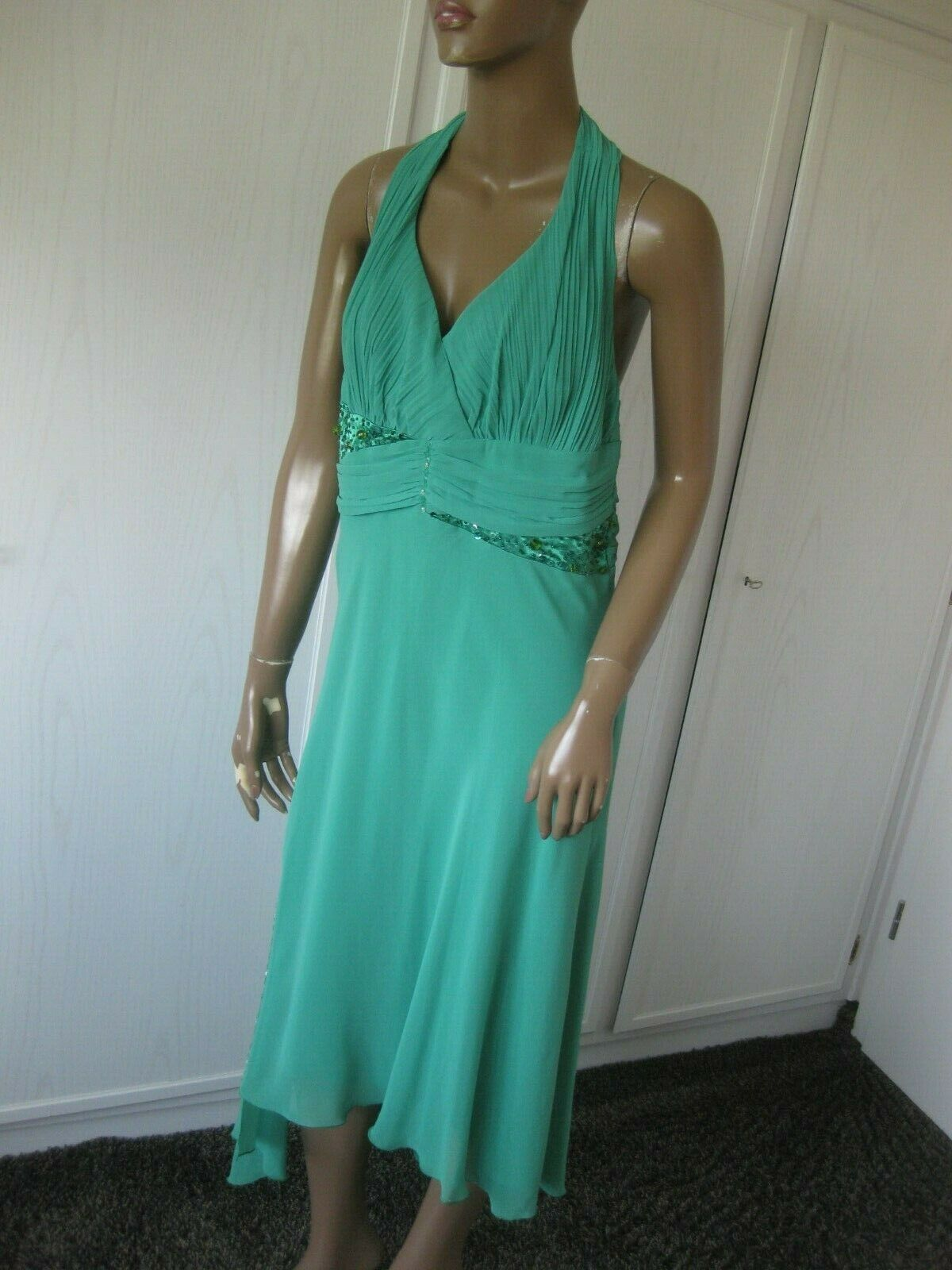 Stella Dexlou Traum-Kleid  52  38 40 NEU