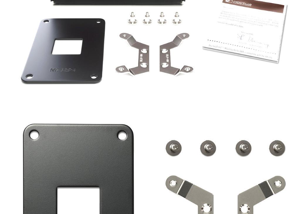 Kit de Montaje para NH-L9a//NH-L9i en Plataformas AM4 de AMD Noctua NM-AM4 L9aL9i