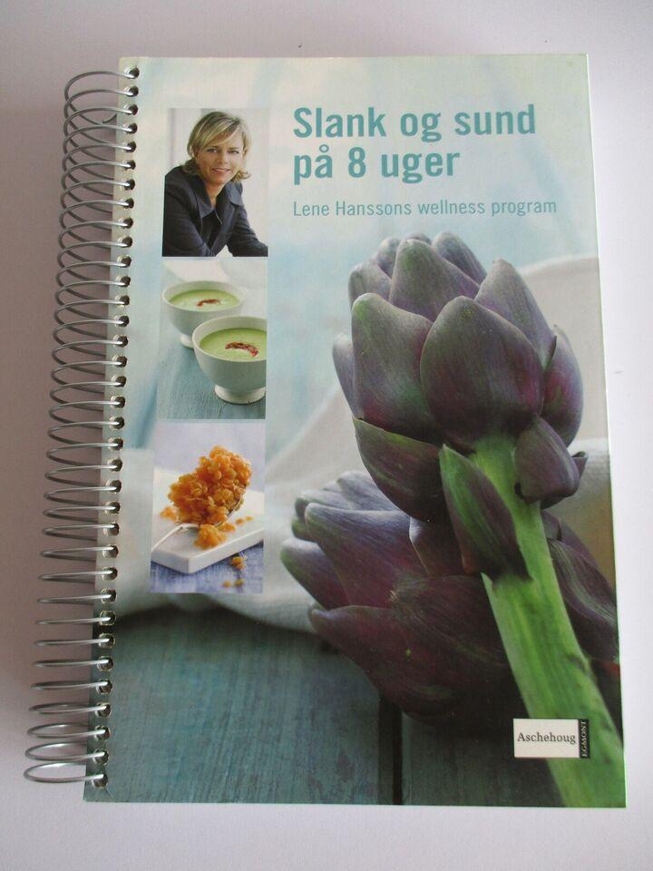 Slank og sund på 8 uger, Lene Hansson, anden bog