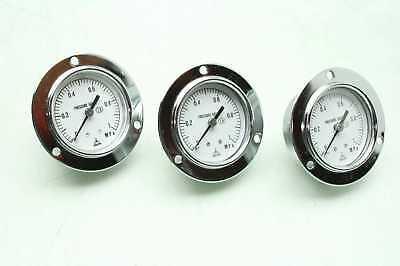 0.2-1 Mpa Inventive 3 Weston 1.6 Misuratore Pressione 0.6cm Filettatura Raccordo