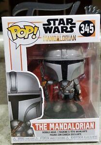 Funko POP Star Wars The Mandalorian #345