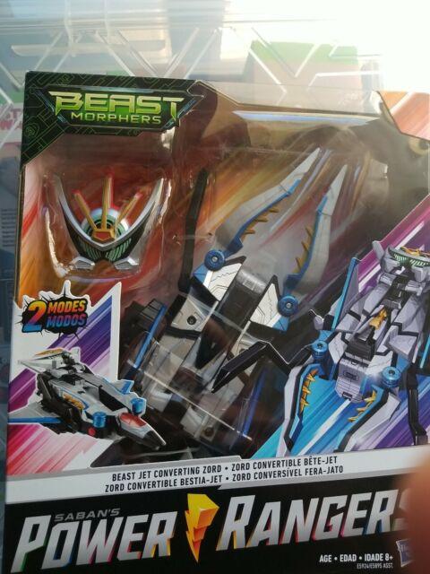 Hasbro Power Rangers Beast Morphers Beast Jet Converting Zord Action Figure