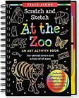 Scratch & Sketch at the Zoo by Martha Day Zschock (Spiral bound, 2011)