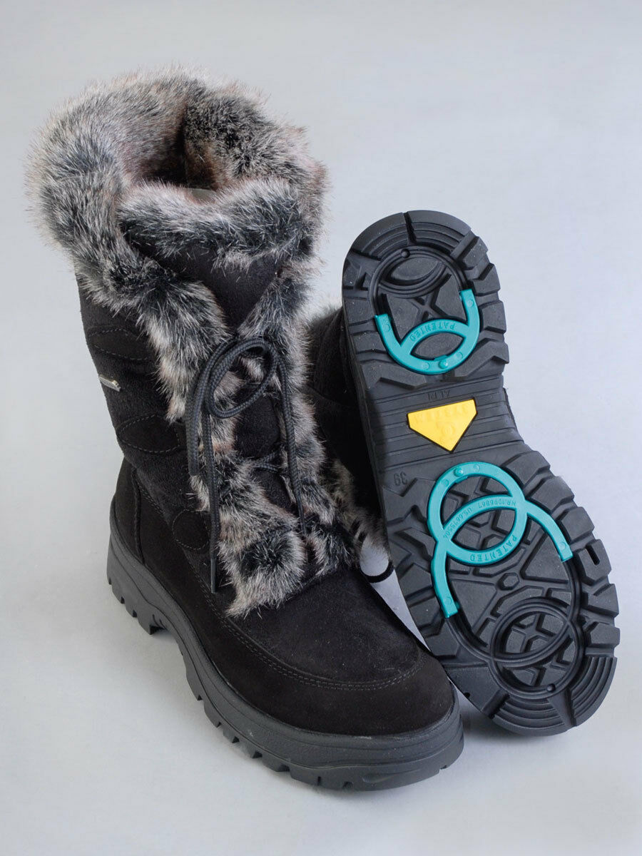 Mammifère Oribi OC Snowbottes Imperméable Chaud Apres Ski Anti Dérapante Hiver au transport