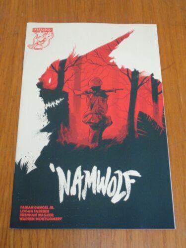 NAMWOLF #1 ALBATROSS COMICS 2017