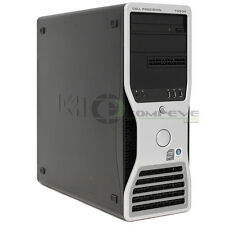 Dell Precision T3500 Quad Core 2GHz 4GB 80GB HDD Quadro FX3500 Win10 Workstation