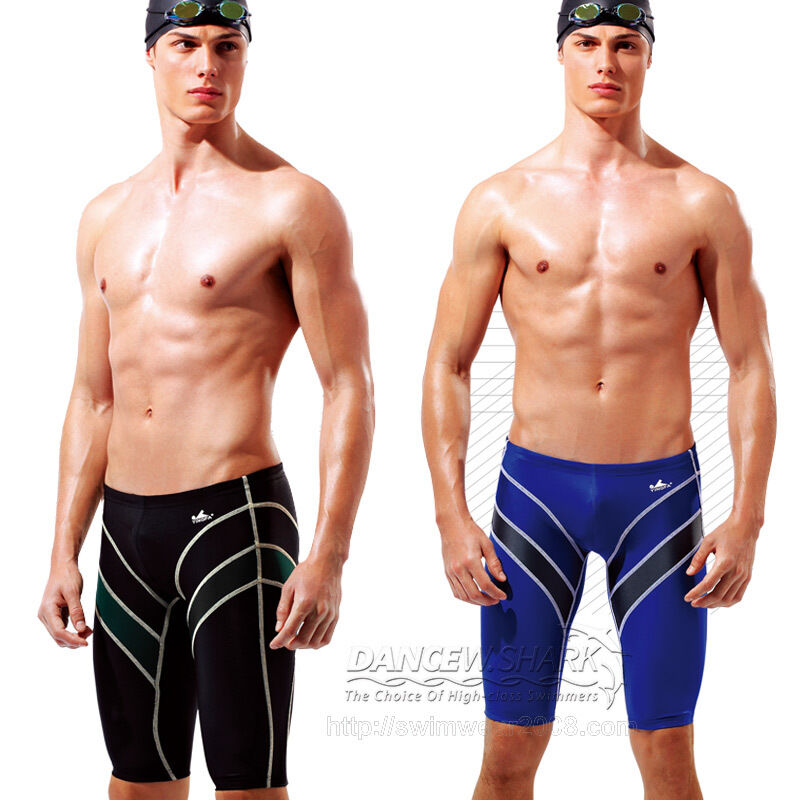 YINGFA Mens FINA  Competition jammer race training swimsuit 9402 L fit 30