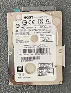 Mac-Catalina-HGST-Toshiba-500GB-SATA-2-5-034-Hard-Drive-5400RPM-Z5K500-500-HD-Apple