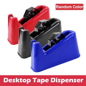 NUOVO-Heavy-Duty-Tape-Dispenser-Ufficio-Sellotape-Desktop-CELLOTAPE-Pack-titolare-UK
