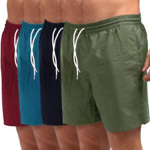Men-039-s-Loose-Summer-Swimming-Board-Shorts-Sports-Shorts-Beach-Trunks-Swimwear