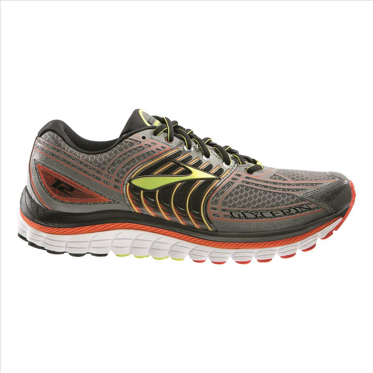 Brooks Glycerin 12 Mens Runner (D) (024)  + Free Aus Delivery