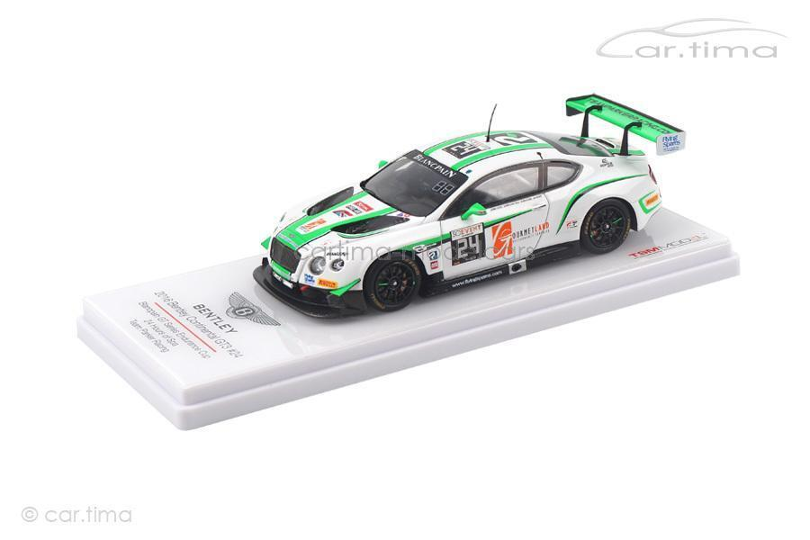 Bentley Continental gt3 - 24h SPA 2016  24 - TSM-MODEL - 1 43 - tsm430178