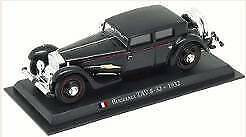 Bucciali TAV 8-32 1:43 Legendary automotive magazine model