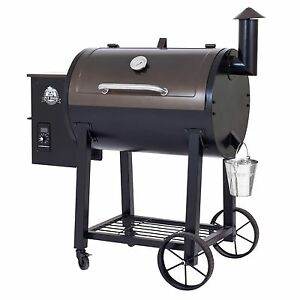 Pit Boss Wood Pellet Grill & Smoker   eBay