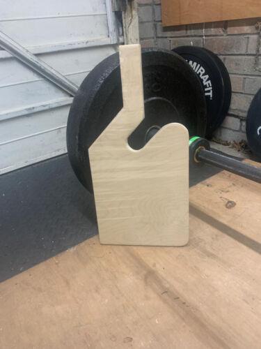 robust portable handmade lightweight Deadlift Jack Olympic Barbell Jack