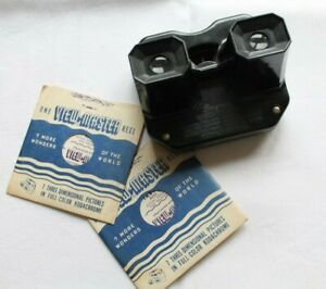 View Master with 2 Reels