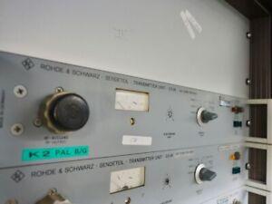 Rohde-amp-Schwarz-Sendeteil-Transmisor-Unidad-0-5W-Bn-416101-60-78