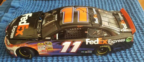 #1 of 1,025 Denny Hamlin 2013 1:24 Lionel NASCAR Collectables Fedex Express 11