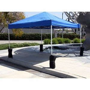 New Canopy Weight Sand Bag Anchor Gazebo Pop Up Tent Pole