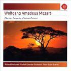 Mozart: Clarinet Concerto; Clarinet Quintet (CD, Feb-2012, RCA Red Seal)