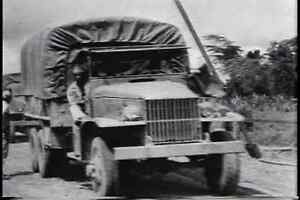 WWII TRUCKS FILM COLLECTION  US ARMY CHEVY GMC CCKW DODGE JEEP DVD