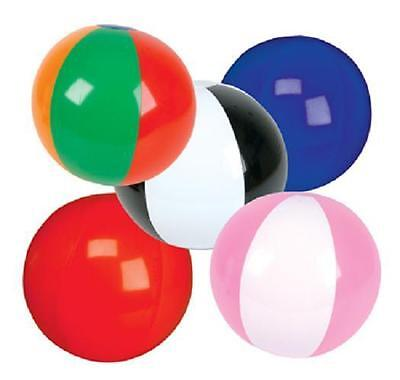 """50 ASSORTED BEACH BALLS 16/"""" Pool Party Beachball #AA29 Free shipping"""