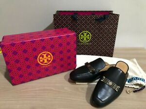 5166bd12f01 Image is loading Tory-Burch-Amelia-Backless-Loafer