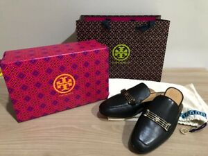 6e839687572 Image is loading Tory-Burch-Amelia-Backless-Loafer
