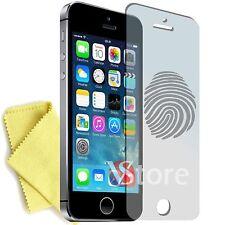 4 Pellicola Opaca Per iPhone 5S 5C 5 SE Antiriflesso Antimpronta Salva Schermo