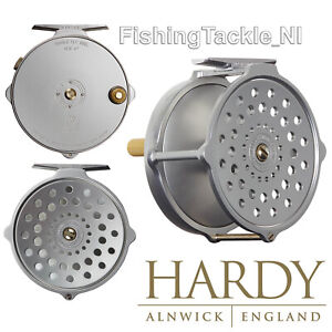 Hardy-Bougle-Heritage-Classic-Style-Fly-Fishing-Reel-Trout-Salmon