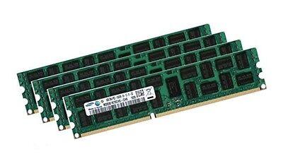 4x 8gb Rdimm Ecc Reg Ddr3 1333 Mhz F Storage Hp Proliant Ml350e Gen8 (g8)- Asciugare Senza Stirare