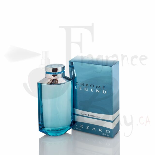 Azzaro Chrome Legend M 75ml Boxed