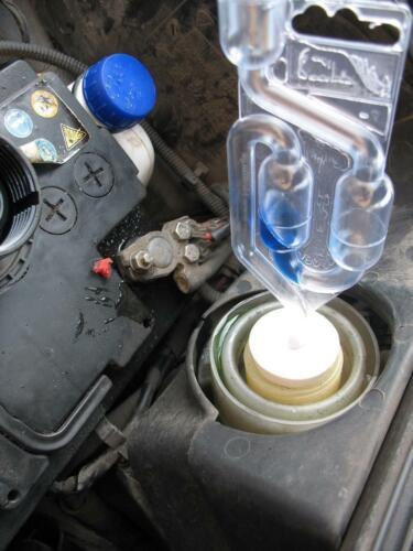 COMBUSTION LEAK TESTER KIT CO2 PETROL HEAD GASKET TEST FLUID BLOCK