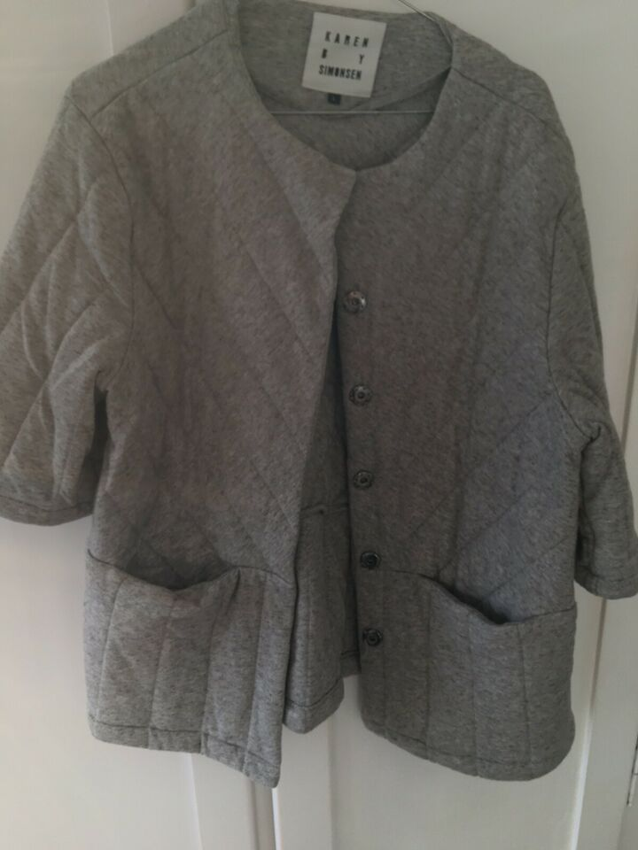 Cardigan, Karen By Simonsen, str. 40